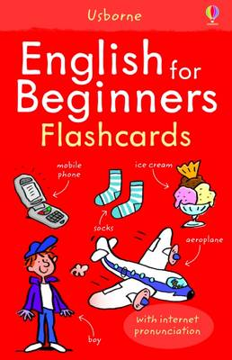 English For Beginners Flashcards by