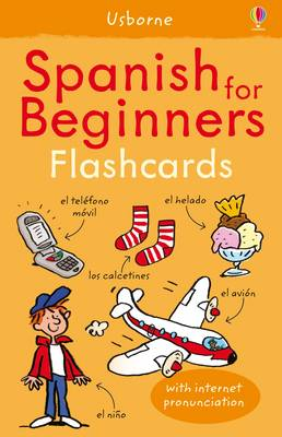 Spanish For Beginners Flashcards by