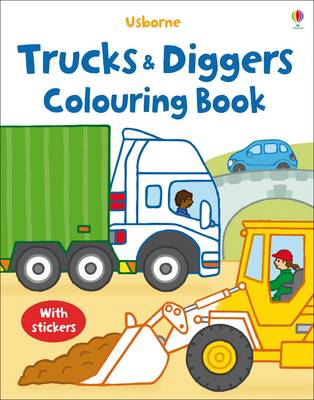 Trucks and Diggers by Dan Crisp