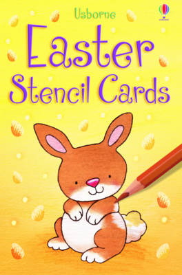 Easter Stencil Cards by Catherine Anne Mackinnon