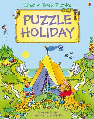 Puzzle Holiday by Susannah Leigh