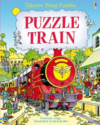 Puzzle Train by Susannah Leigh