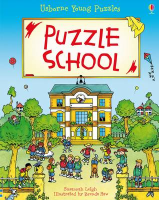 Puzzle School by Susannah Leigh