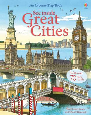 See Inside Great Cities by Rob Lloyd Jones