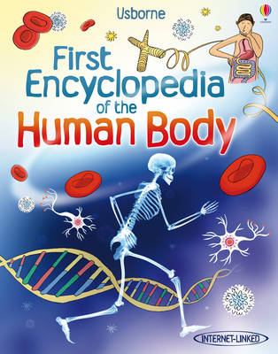 First Encyclopedia of the Human Body by Fiona Chandler