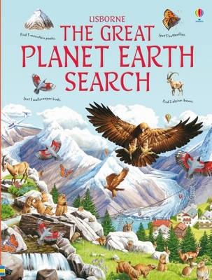 Great Planet Earth Search by Emma Helbrough