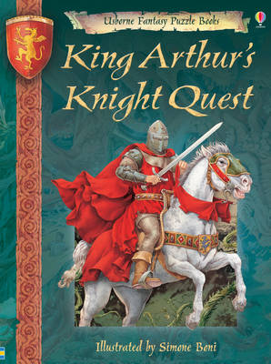 King Arthur's Knight Quest by Andy Dixon