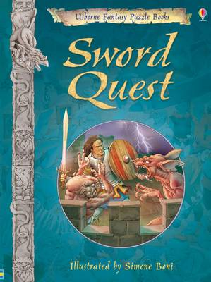 Sword Quest by Andy Dixon