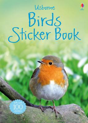 Birds Sticker Book by Philip Clarke