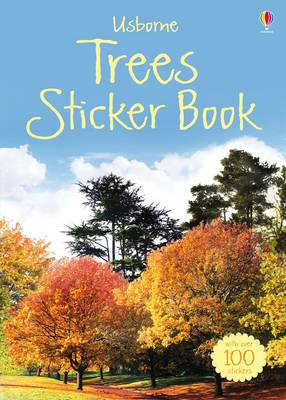 Trees Sticker Book by Jane Chisolm