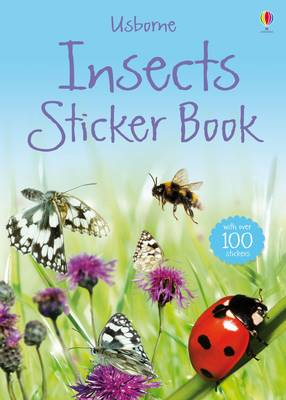 Insects Sticker Book by Anthony Wootton