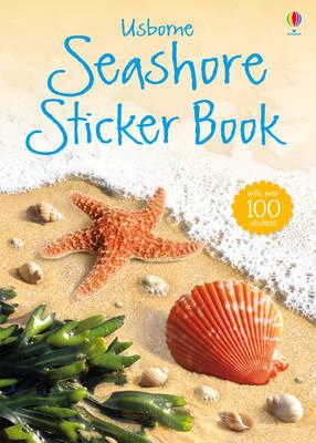 Seashore Sticker Book by Lisa Miles, Su Swallow