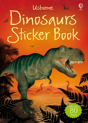 Dinosaurs Spotters Sticker Book by