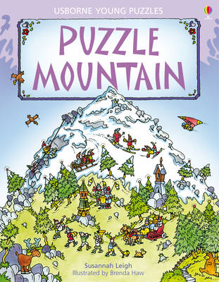 Young Puzzles Puzzle Mountain by Susannah Leigh