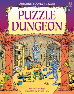Puzzle Dungeon by Susannah Leigh