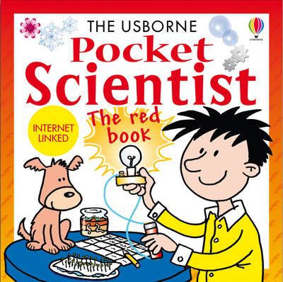 Pocket Scientist The Red Book by