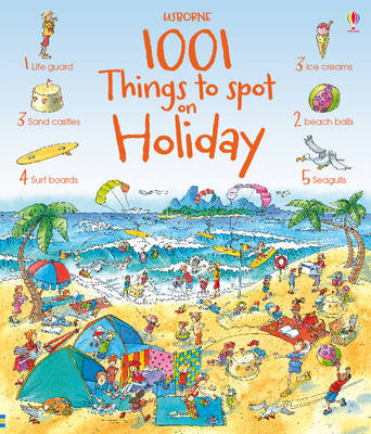 1001 Things to Spot on Holiday by Hazel Maskell