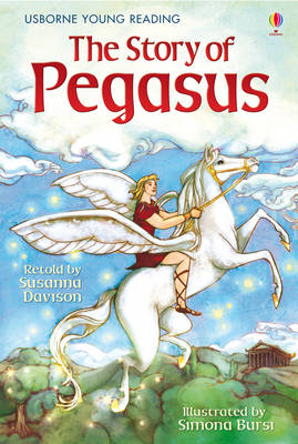 The Story of Pegasus by Susanna Davidson