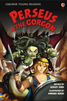 Perseus and the Gorgon by Rob Lloyd Jones