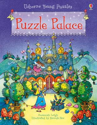 Puzzle Palace by Susannah Leigh