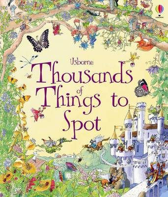 Thousands of Things to Spot by Teri Gower