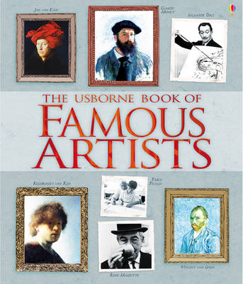 Famous Artists by Mark Beech