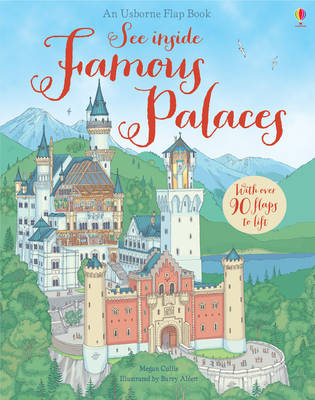 See Inside Famous Palaces by Megan Cullis