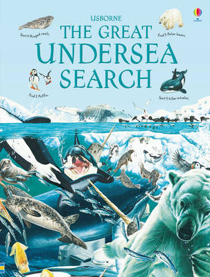 Great Undersea Search by Kate Needham
