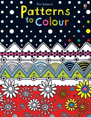Patterns to Colour by Kirsteen Rogers