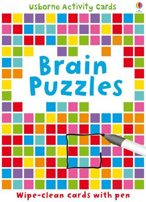 Brain Puzzles by Sarah Khan