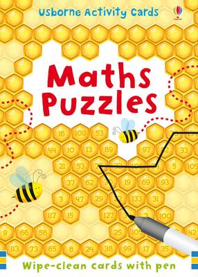 Maths Puzzles by Sarah Khan