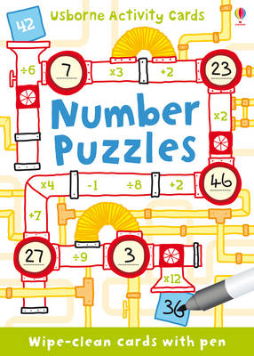 Number Puzzles by