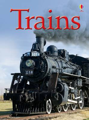 Trains by Emily Bone