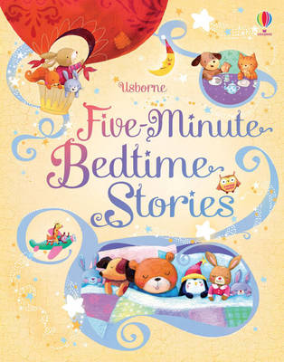 Five-Minute Bedtime Stories by Sam Taplin