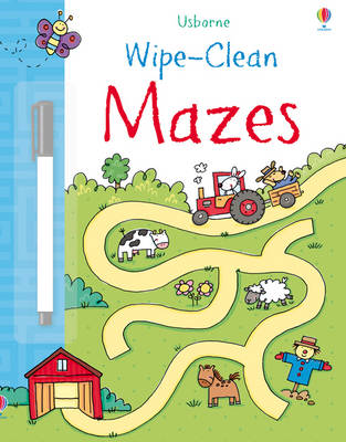 Mazes by Jessica Greenwell