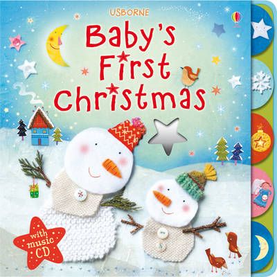 Baby's First Christmas by Fiona Watt