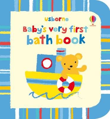 Baby's Very First Bath Book by Fiona Watt