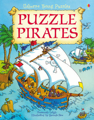Puzzle Pirates by Susannah Leigh