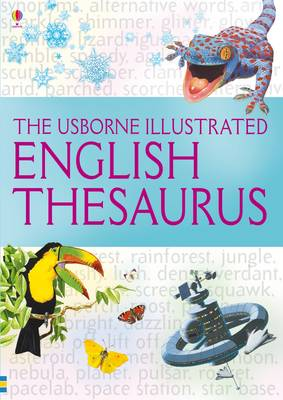 Illustrated Thesaurus by Jane M. Bingham, Fiona Chandler