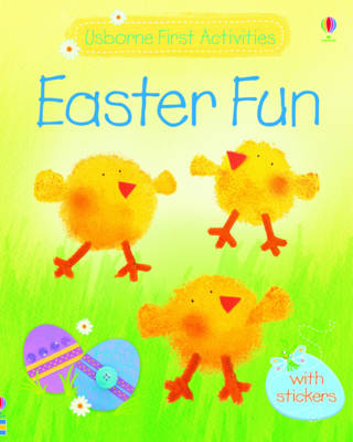 Easter Fun by Fiona Watt