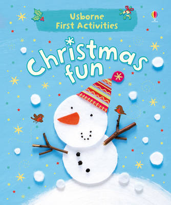 Christmas Fun by Fiona Watt