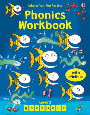 Phonic Workbook by Mairi Mackinnon
