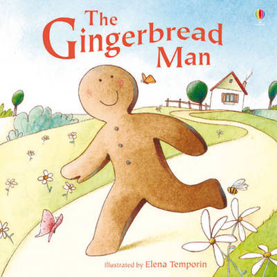 The Gingerbread Man by Mairi Mackinnon