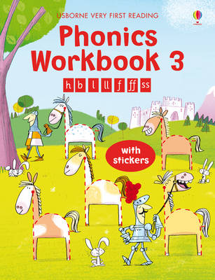 Phonics Workbook 3 by Mairi Mackinnon