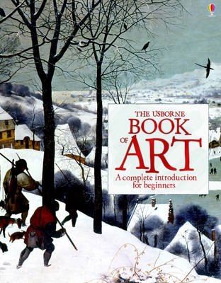Book of Art by Rosie Dickins