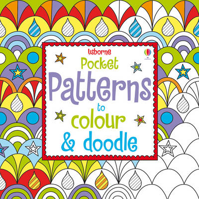 Pocket Patterns to Colour & Doodle by Kirsteen Rogers