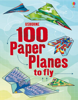 100 Paper Planes by Andy Tudor