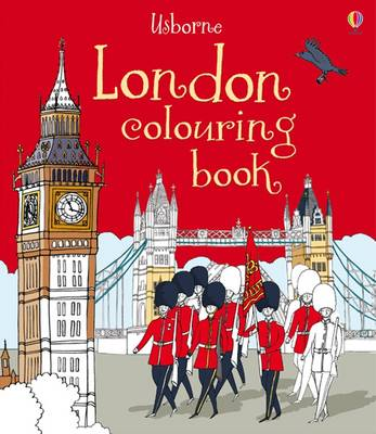 London Colouring Book by Struan Reid