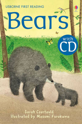 First Reading Two: Bears (with CD) by Sarah Courtauld