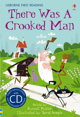 First Reading Two: There Was a Crooked Man by Russell Punter